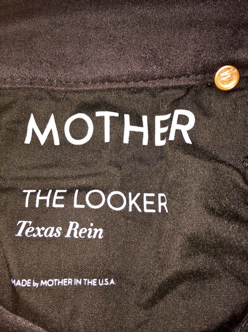 Mother Skinny Jeans-Coated