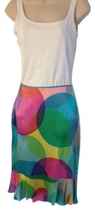 BCBG Max Azria Summer Skirt Multi-colored