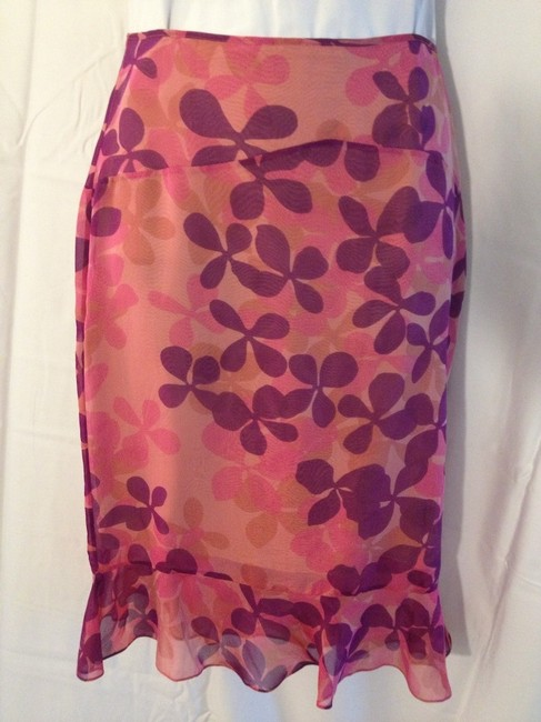 Max Azria Summer Skirt Pink