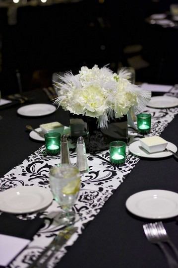 Preload https://item3.tradesy.com/images/black-custom-damask-table-runners-and-candle-holders-tablecloth-82747-0-0.jpg?width=440&height=440