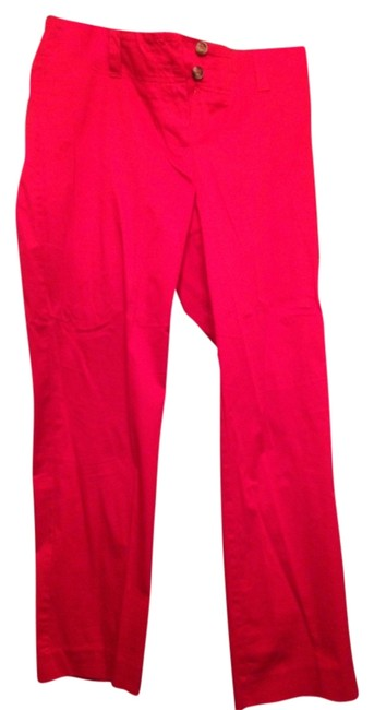 Preload https://item3.tradesy.com/images/h-and-m-sateen-cotton-red-capris-size-4-s-27-827577-0-0.jpg?width=400&height=650