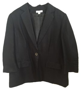 Coldwater Creek Blac Blazer