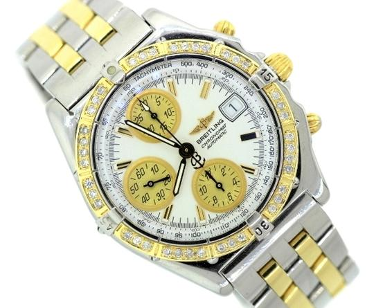 Preload https://img-static.tradesy.com/item/8276677/breitling-15ct-men-s-chronomat-gold-diamond-bezel-watch-0-3-540-540.jpg