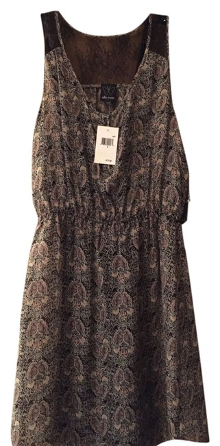 Preload https://img-static.tradesy.com/item/8276932/ella-moss-multi-print-with-black-background-no-above-knee-short-casual-dress-size-4-s-0-3-650-650.jpg