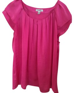 Dress Barn Top Pink