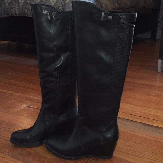 French Connection Black Boots