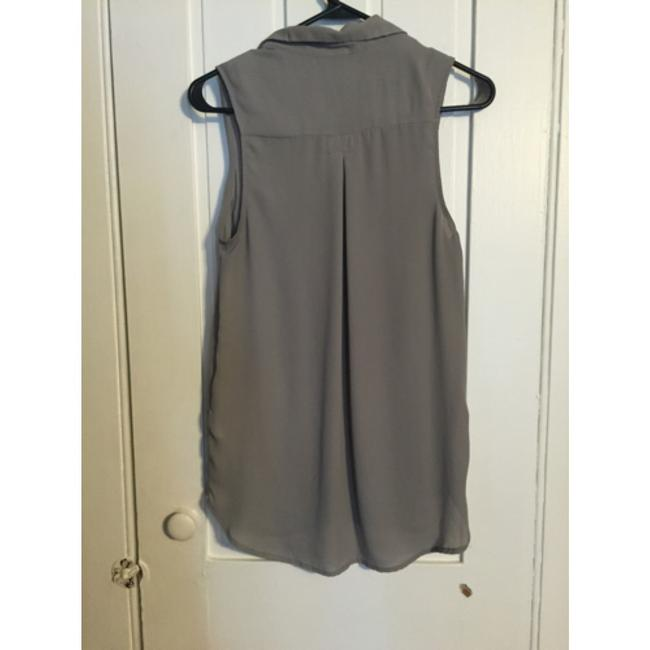 H&M Top Gray