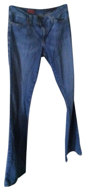 AG Adriano Goldschmied Vintage State Of Art Flare Leg Jeans-Distressed