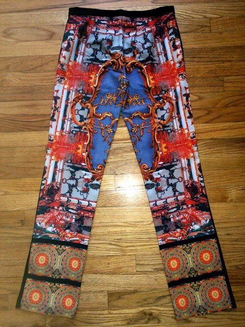 Clover Canyon Printed Bright Trouser Pants