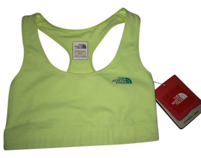 Item - Neon Lime Yellow Activewear Sports Bra Size 0 (XS, 25)