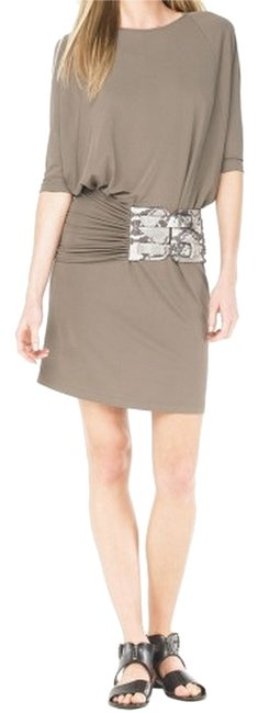 Preload https://img-static.tradesy.com/item/8278798/michael-kors-collection-taupe-mid-length-formal-dress-size-2-xs-0-3-650-650.jpg