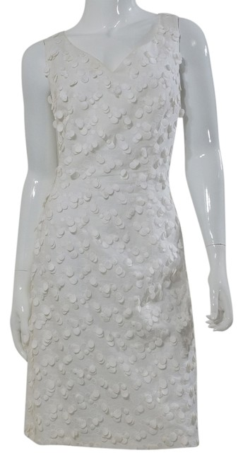 Escada short dress White Es on Tradesy