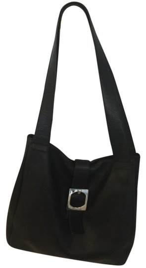 Preload https://img-static.tradesy.com/item/8279158/high-end-italian-excellent-condition-price-reduced-black-leather-shoulder-bag-0-2-540-540.jpg
