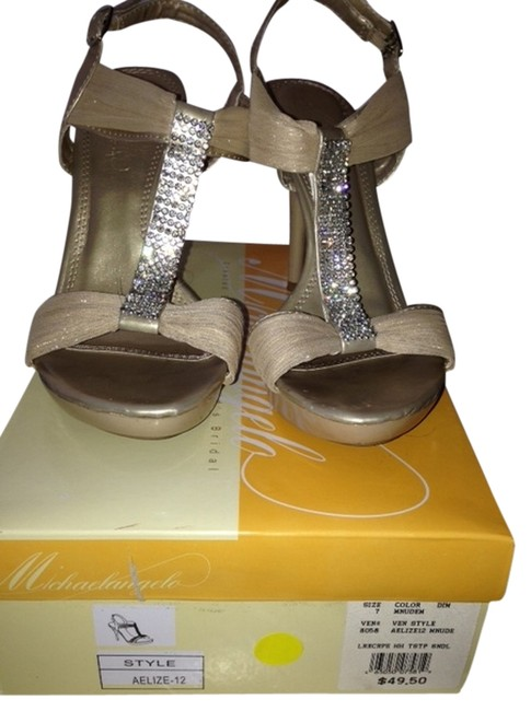 Item - Nude Aelize12 Formal Shoes Size US 7
