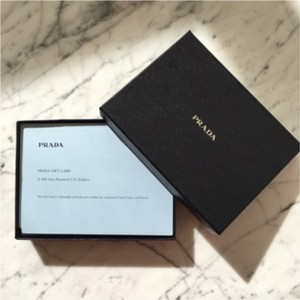 prada wedding gifts gift cards up to 90 off at tradesy