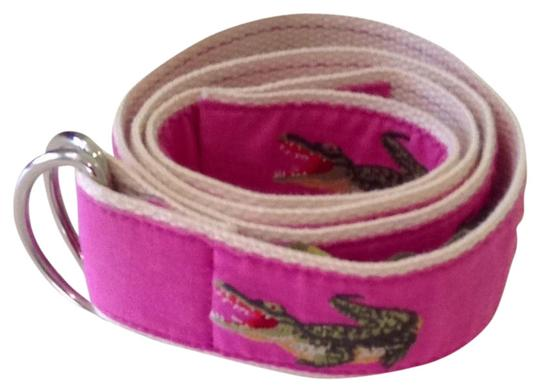 c j Laing Snappy Alligator Belt