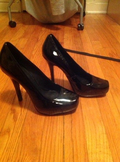 House of Harlow 1960 Heels Hot Sexy Party Black Pumps