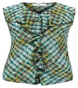 Avenue Top green multi