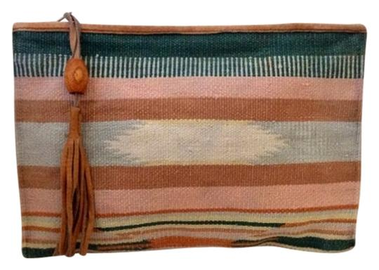 Other Accessory Textile Carpetbags Of America Oversized. Multi Clutch