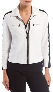 Chanel Black Sport White Jacket