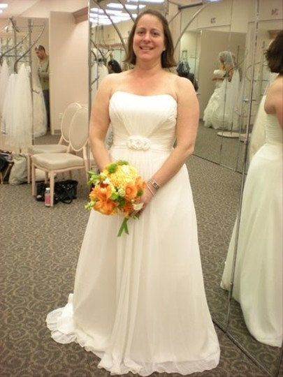 David's Bridal Wg3128 Wedding Dress
