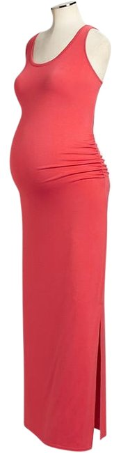 Item - Rebellion Red Maxi Maternity Dress Size 4 (S, 27)