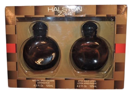 Preload https://img-static.tradesy.com/item/8286385/halston-gold-and-red-z-14-by-42oz-eau-de-parfum-spray-and-shave-lotion-fragrance-0-2-540-540.jpg