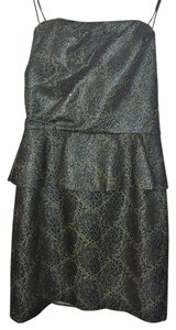 A.B.S. by Allen Schwartz Cocktail Formal Wedding Guest Prom Date Night Dress