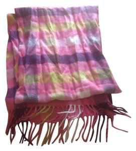 D&Y Softer Than Cashmere Tri-colored Scarf