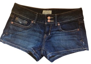 Aéropostale Denim Shorts-Medium Wash