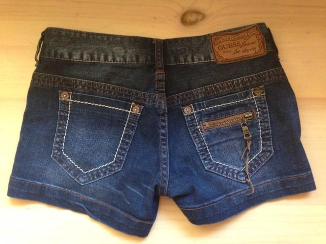 Guess Denim Shorts-Medium Wash
