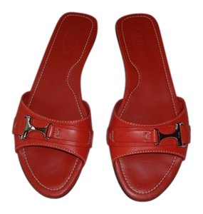 Preload https://item5.tradesy.com/images/tod-s-red-sandals-size-us-65-828844-0-0.jpg?width=440&height=440