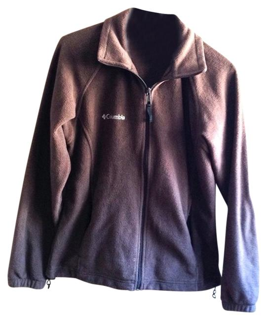Item - Brown Fleece Warm Winter Jacket Size 6 (S)