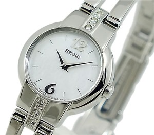 Seiko Women's Dress Watch in Silver Stainless Steel