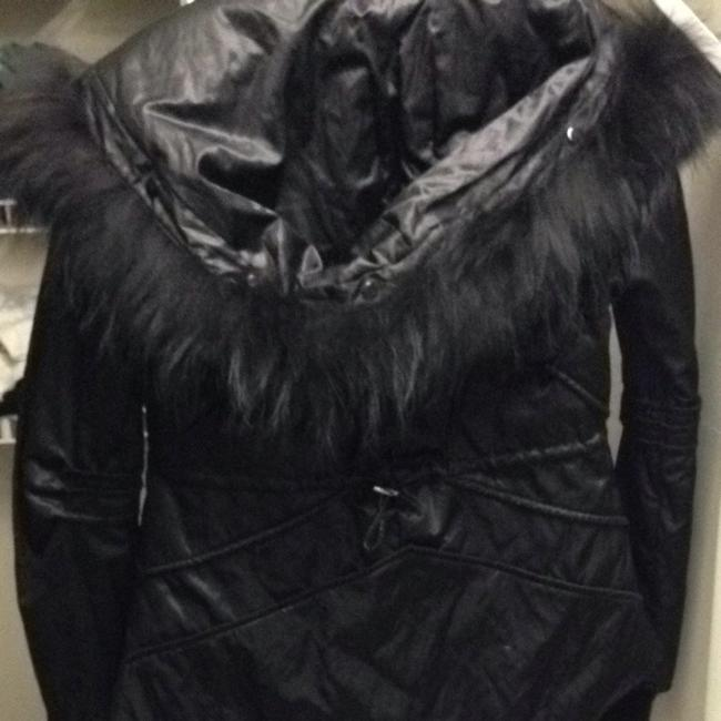 Belle Fare Black Jacket