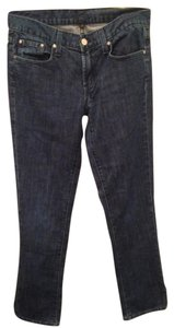 Ralph Lauren Straight Leg Jeans-Medium Wash