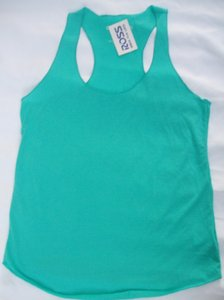 Derek Heart Top Green