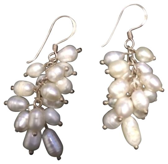 Preload https://item3.tradesy.com/images/white-freshwater-pearl-and-sterling-silver-earrings-829477-0-0.jpg?width=440&height=440