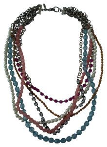 American Eagle Outfitters Multi-Strand Party Necklace