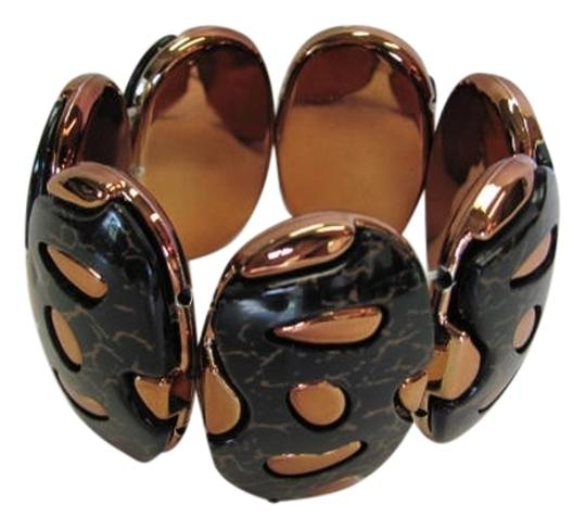 Preload https://item1.tradesy.com/images/brown-coppercolor-7-oval-parts-bracelet-829745-0-0.jpg?width=440&height=440