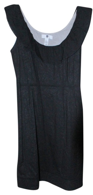 Preload https://img-static.tradesy.com/item/829749/gap-black-ruffle-above-knee-short-casual-dress-size-0-xs-0-0-650-650.jpg