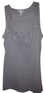 H&M Top Silver
