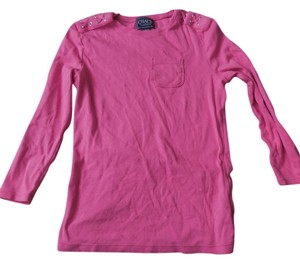 Chaps Cotton Top Pink