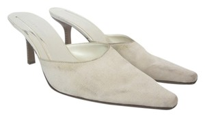 Gloria Vanderbilt Light Grey Pumps