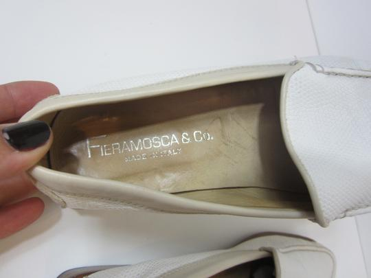 Fieramosca & Co White Flats