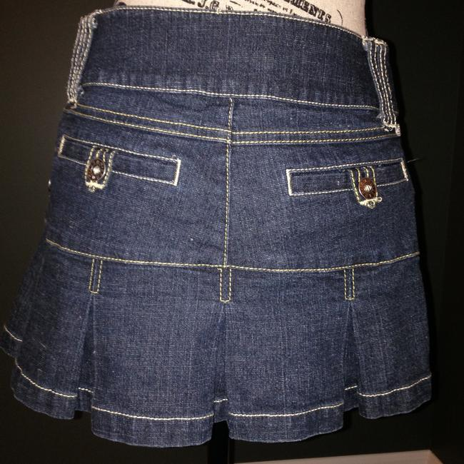 Guess Mini Skirt Jean