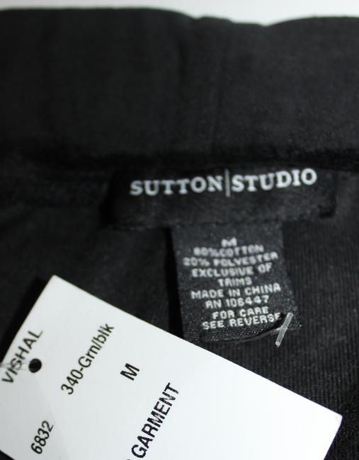 Sutton Studio Athletic Pants BLACK