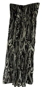 Black/White Maxi Dress by New York & Company Maxi
