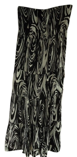 Black/White Maxi Dress by New York & Company Maxi Summer