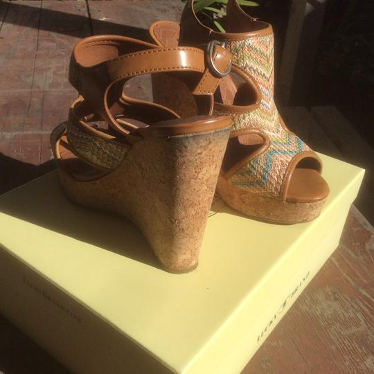 Lucky Brand Multi Color Wedges